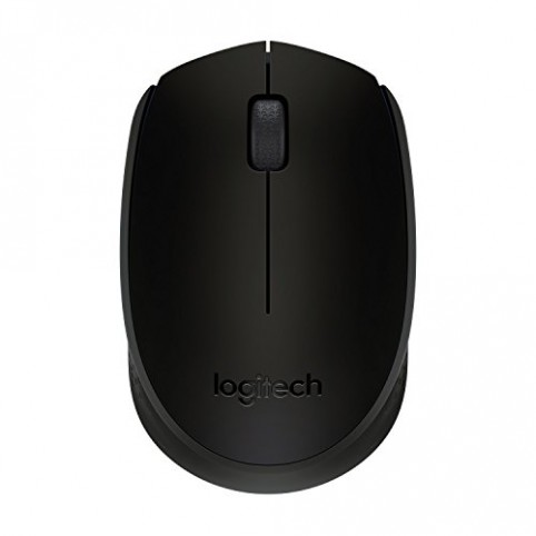 Мышь беспроводная Logitech B170 Wireless Black