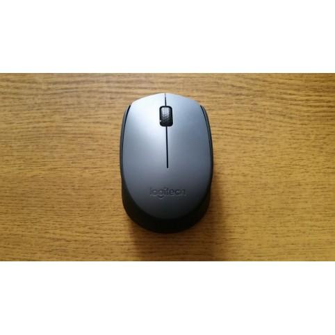 Мышь LOGITECH M170 оптическая беспроводная USB