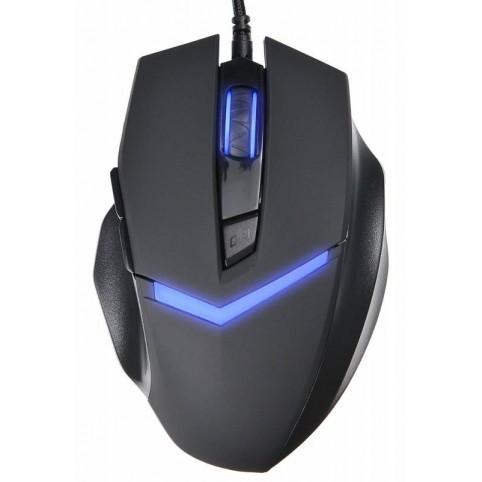 Мышка компьютерная Oklick 825G (3200dpi) USB игровая