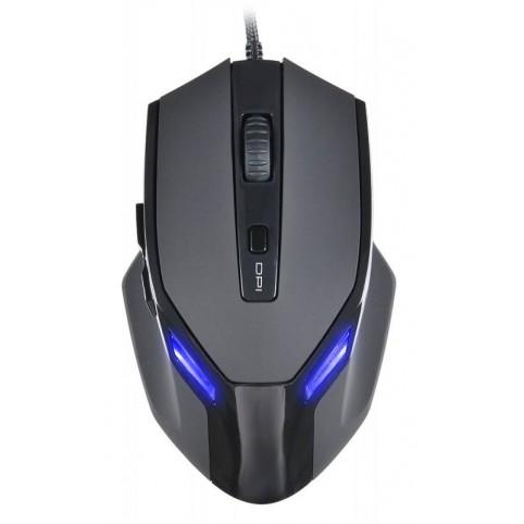 Мышь Oklick 835G (3200dpi) USB игровая, чёрный