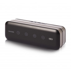 Портативная акустическая система MICROLAB MD663BT черная (6W RMS, Bluetooth, microSD, FM)