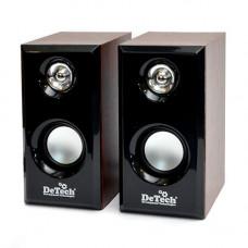 Мультимедийная акустическая система DeTech DT-086