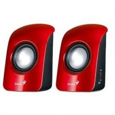 Genius SP-U115 2.0 Red