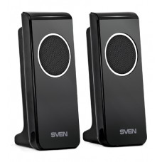SVEN 314, 2.0 Black, USB