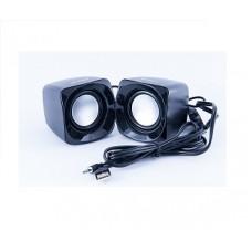 Колонки SVEN 120, чёрный, USB