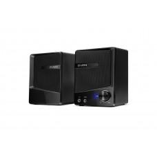 Колонки SVEN 248, чёрный, USB, акустическая система 2.0, мощность 2x3 Вт(RMS) / SV-016333 /