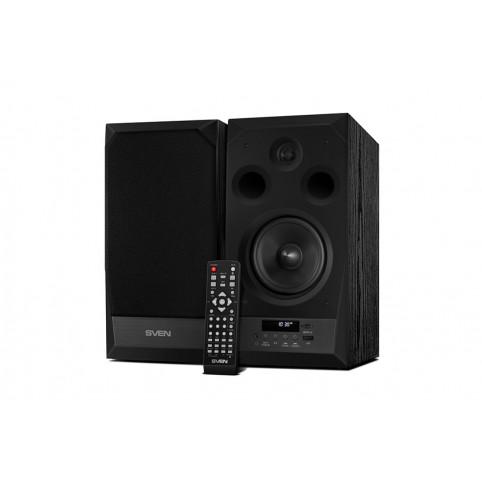 Колонки 2.0 SVEN MC-20 black Bluetooth
