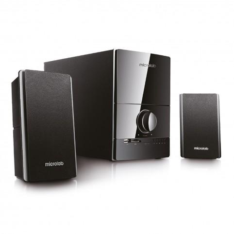 Активная акустическая система MICROLAB M-500U/2.1 черные