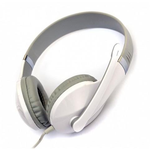 Наушники с микрофоном DETECH DT-1080