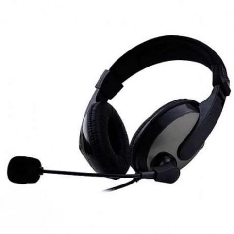 Наушники с микрофоном DETECH DT-580