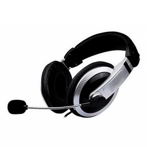 Наушники с микрофоном DETECH DT-770 BLACK