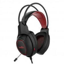 Наушники игровые с микрофоном DeTech DT-H2239G
