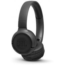Гарнитура JBL T500BT, Bluetooth, накладные, черный [jblt500btblk], белый [jblt500btwht]