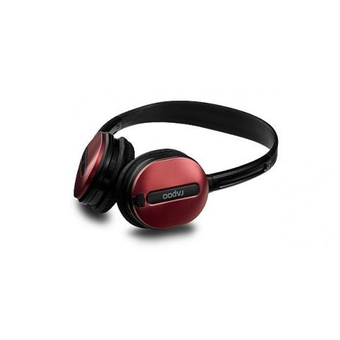 Беспроводные наушники с микрофоном Rapoo H1030 Wireless Red
