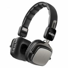 Наушники Sven ap-b530mv беспроводные, с микрофоном, bluetooth, чёрный