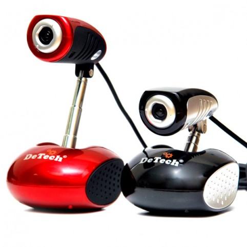 WEB-камера:DeTech FM377, 2Mp