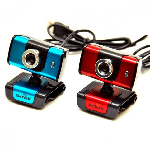 WebCamera DeTech FM393 , 2Мр