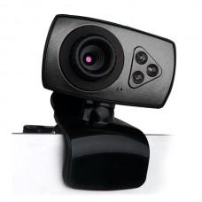 WEB - камера DeTech FM458 black
