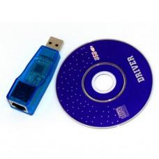 Сетевая карта  USB Dynamode Usb-nic-1427-100