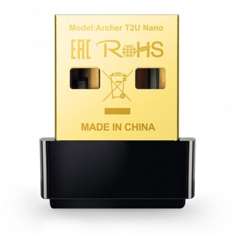 AC600 Nano Wi-Fi USB-адаптер