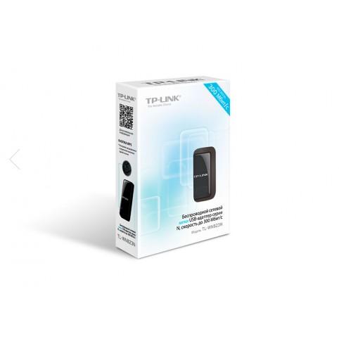 N300 Мини Wi-Fi USB-адаптер TL-WN823N