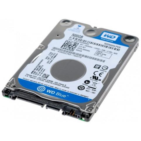 "Жесткий диск Western Digital Blue 500GB 5400rpm 8MB WD5000LPVX 2.5"" SATAIII"