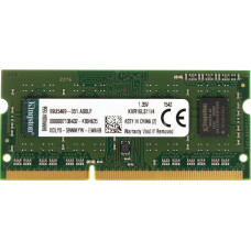 Модуль памяти для ноутбука Kingston SODIMM 4GB 1600MHz DDR3L Non-ECC CL11 1.35V KVR16LS11/4