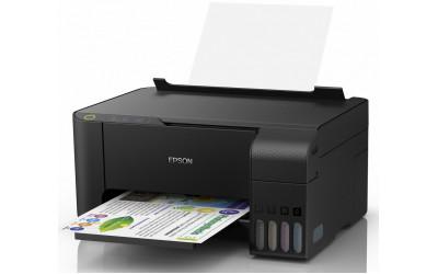 МФУ струйное Epson L3110 цветная печать