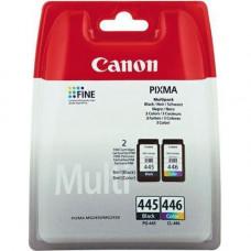 Набор картриджей Canon Pixma MG2440/2540 Multi Pack PG-445+CL-446 (О)
