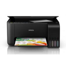 МФУ EPSON L3150, A4, цветной, струйный